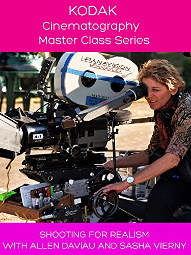 Kodak Cinematography Master Class - Shooting For Realism With Allen Daviau & Sacha Vierny by