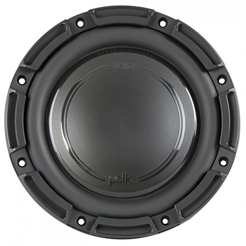 Subwoofer Driver Marine (Polk Audio DB+ 8 Inch 750 Watt 4 Ohm DVC Marine, ATV & Car Subwoofer | DB842DVC)