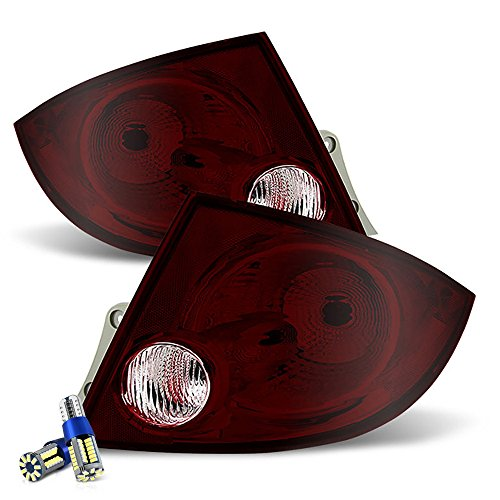Cobalt Ss Smoked Led Tail Lights in US - 6