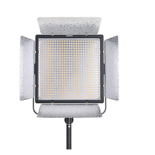 YONGNUO YN860 Video Light LED Studio Lamp 5500K FIX 95 Color Rendering 360 Degree Adjusted with AC Adapter by YONGNUO (Image #2)