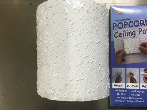 Self-Adhesive Popcorn Ceiling Patch Roll