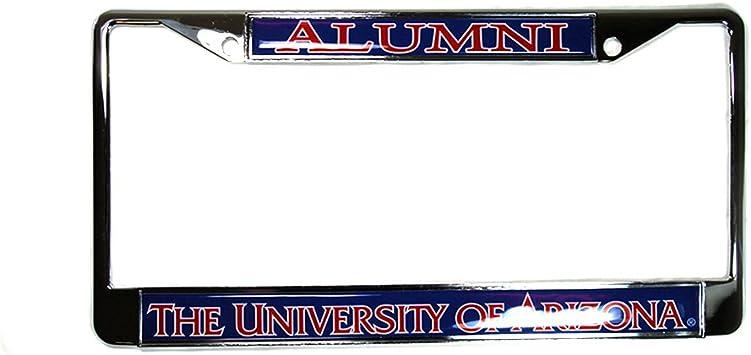 University of Arizona Logo Photo License Plate