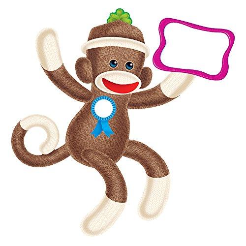TREND enterprises, Inc. Sock Monkeys Mini Bulletin Board Set