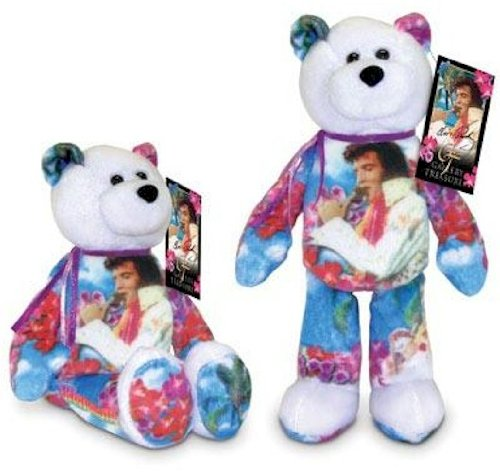 - Elvis Presley Aloha From Hawaii Bear # 002