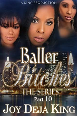 book cover of Baller Bitches Part 10