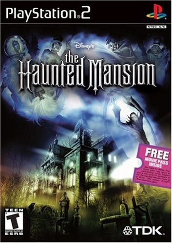 The Haunted Mansion by 2K