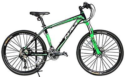 NAVI X680 26-Inch Wheel Hardtail Shimano Alivio 27-Speed Mountain Bike