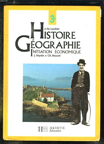 Histoire-geographie / 6e / initiation economique