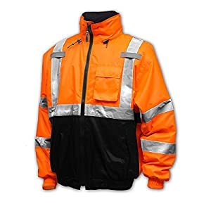 SAFETY JACKETS & VESTS 12