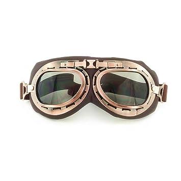 SummShine - Gafas de sol para motocicleta, estilo vintage ...