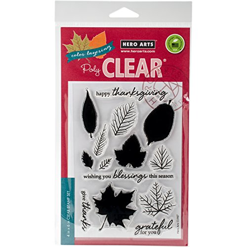 Hero Arts Color Layering Grateful Leaves, 4
