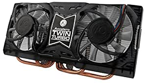 Arctic Cooling Accelero Twin Turbo Pro Cooler - DCACO-V3400-BLA01