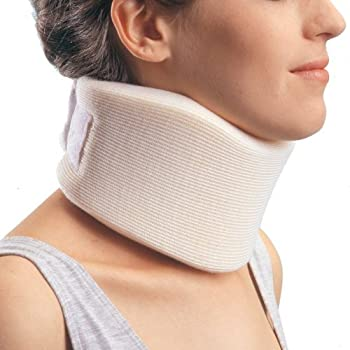 Procare 79-83005 Cervical Collar, Firm Density, 10 cm Height, 50 cm Length, Medium