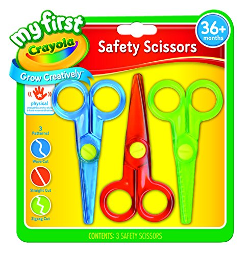 (Crayola My First Crayola Safety Scissors (81-1323)(Discontinued by)