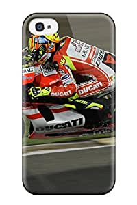 High-quality Durable Protection Case For Iphone 4/4s(nicky Hayden Gp Abyss )