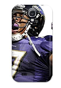 New Style Tpu S4 Protective Case Cover/ Galaxy Case - Ray Rice