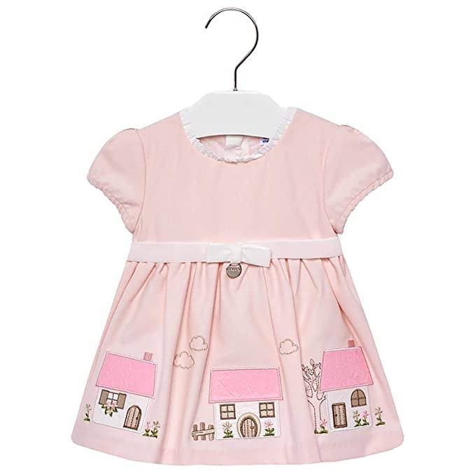 varietà di stili del 2019 negozio ufficiale prezzo all'ingrosso Mayoral Vestito 2928 Bimba Rosa 24: Amazon.it: Abbigliamento