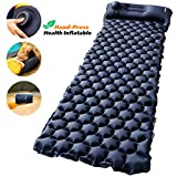 Best Camping Sleeping Pads - Camping Sleeping Pad with Built-in Pump - AirExpect Review