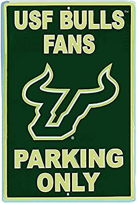 Amazoncom Signs 4 Fun Spcusf U Of S Fl Bulls Fans Only Large