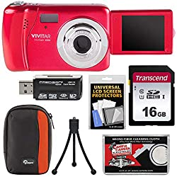 Image of the product Vivitar ViviCam VXX14 that is listed on the catalogue brand of Vivitar.
