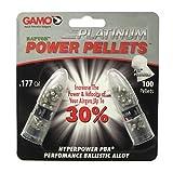 Sporting Goods : Gamo Air Gun Pellets PBA Platinum .177 Cal. Qty of 100