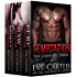 Temptation - Complete Series Box Set: Bad Boy MMA Romance