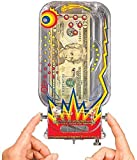 BILZ Money Maze - Cosmic Pinball for Cash, Gift Cards and Tickets, Fun Reusable Game for Everyone Ages 8+