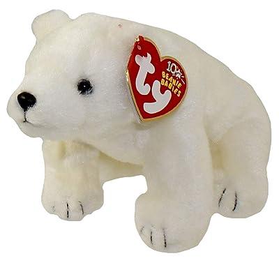 Ty Beanie Babies Fridge - Polar Bear: Toys & Games