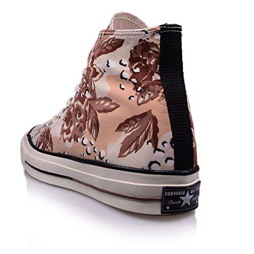 70s mandrino deserto rosa Hi Sneakers Beige