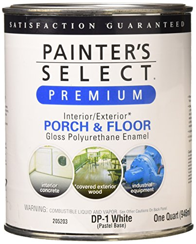 True Value DP1-QT DP1 1-Quart White Floor Enamel
