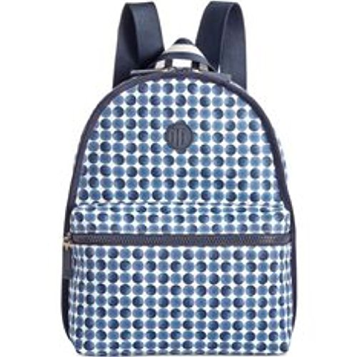 Dot Hilfiger Tommy - Tommy Hilfiger Women's Backpack (Midnight Dots)