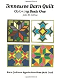 Tennessee Barn Quilt Coloring Book One
