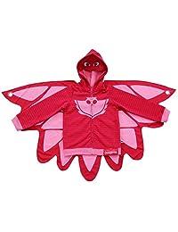PJ Masks Owlette Toddler Girl's Zip-Up Mask Hoodie (7/8)