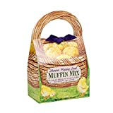 Lemon Poppy Seed 16 ounce All Natural Dry Ingredient Muffin Mix