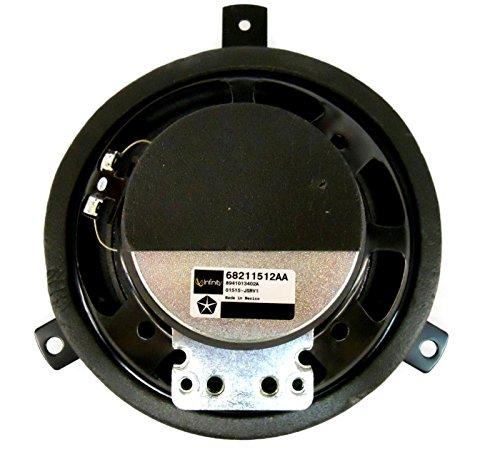 Jeep Liberty Limited Kj Infinity Sound System Speaker