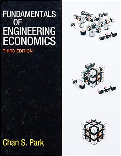 contemporary engineering economics solution manual