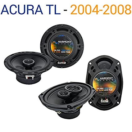 Amazoncom Fits Acura TL Factory Speaker Replacement - 2005 acura tl speaker size
