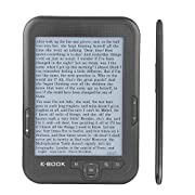 """6"""" Portable E-paper with 800×600 Resolution+Audio Player, E-reader E-book Reader with Electronic ink screen Available…"""