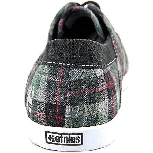 De Black Toile Basket plaid Etnies Chaussure Corby cqa7ttX