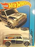 hot wheels mini van - Hot Wheels, 2015 HW City, '67 Austin Mini Van Exclusive ZAMAC 27/250