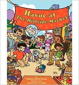 Book Havoc at the Hillside Market- Common