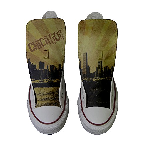 produit Star chaussures artisanal adulte coutume All Converse Chicago Style mixte AYv5qPnw