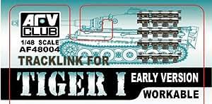 AFV de Club 48004–Accesorios de construcción Track Link Tiger I Early