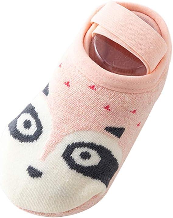 dianzhi - Calcetines de algodón antideslizantes para bote de bebé ...