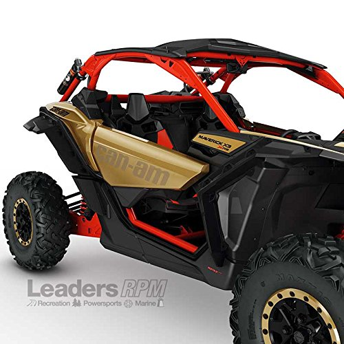 Can-Am New OEM Maverick X3 Super Extended Fender Flares, 715002973 by Can-Am