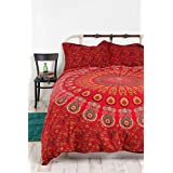 Indian Mandala Duvet Cover Queen size Blanket Quilt Cover Bedspread Bedding Comforter Cover