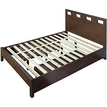 Amazon.com: Modus Furniture Riva 1-Drawer Nightstand ...