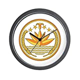 "Best Fans With Pride Alarm Clocks - CafePress - BANGLADESH - Unique Decorative 10"" Wall Review"