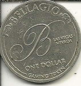 Amazon Com 1 Bellagio Casino Token Coin Las Vegas
