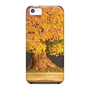 New Diy Design Fall Looking Bonsai For Iphone 5c Cases Comfortable For Lovers And Friends For Christmas Gifts